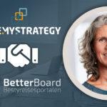 MakeMyStrategy i nytt samarbeid med BetterBoard Styreportal